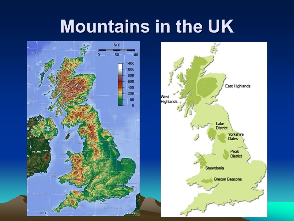 Mountains in the UK 5