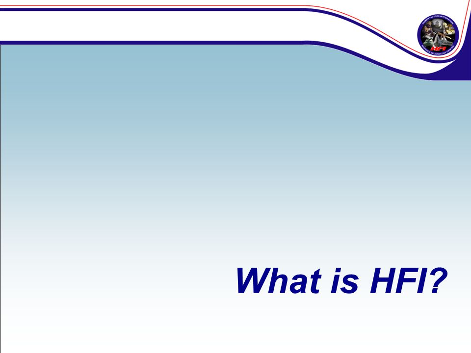 What is HFI
