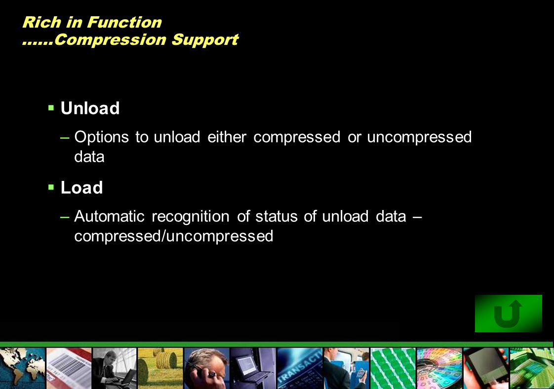 Rich in Function ……Compression Support