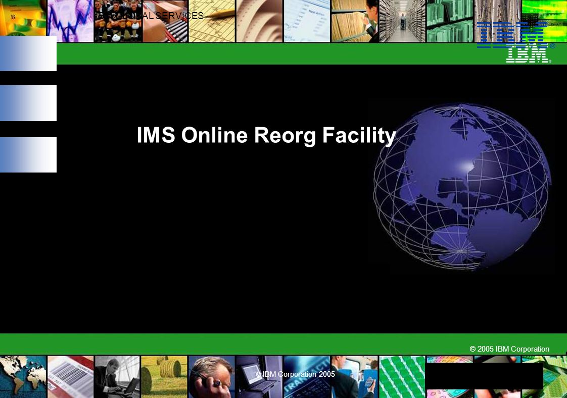 IMS Online Reorg Facility
