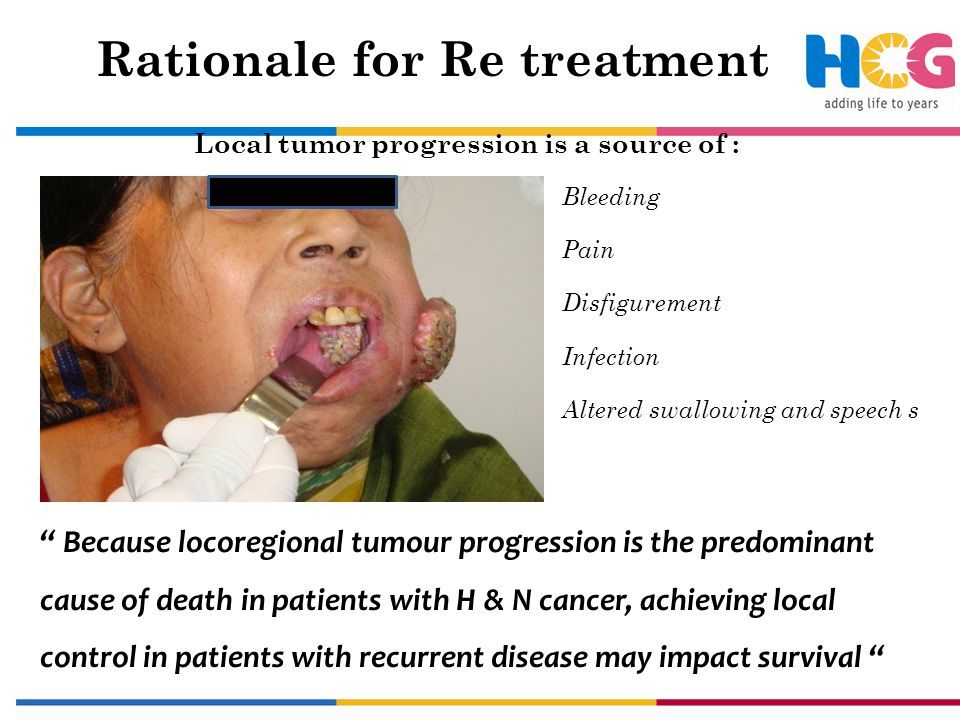 Rationale for Re treatment