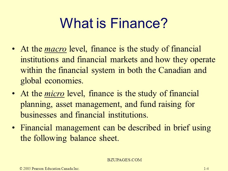 corporate finance slides chapter one Access fundamentals of corporate finance 11th edition solutions now our solutions are written by chegg experts so you can be  just go to the chapter for.