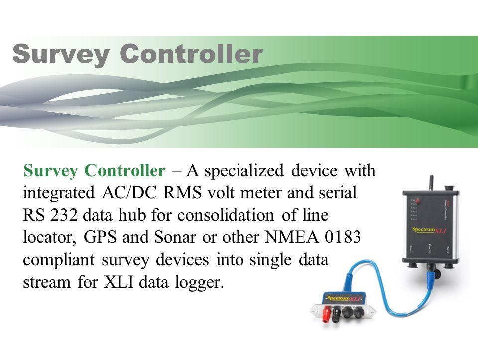 Survey Controller