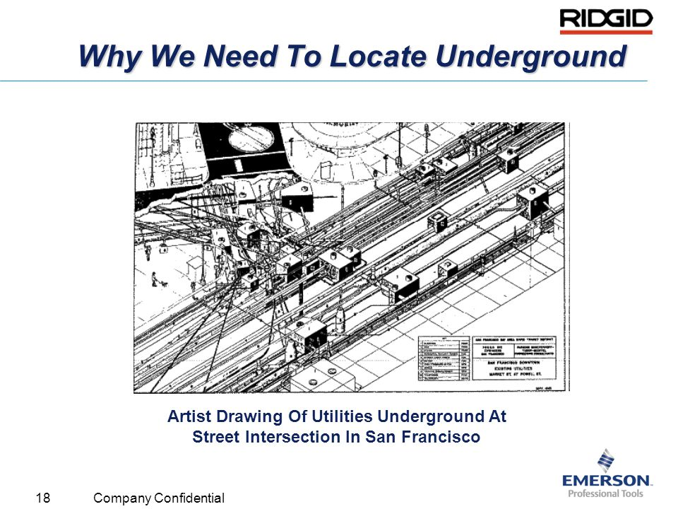 Why We Need To Locate Underground