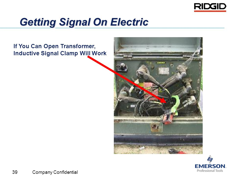 Getting Signal On Electric