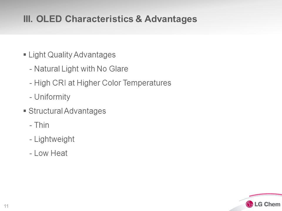 Light Quality Natural Light with No Glare