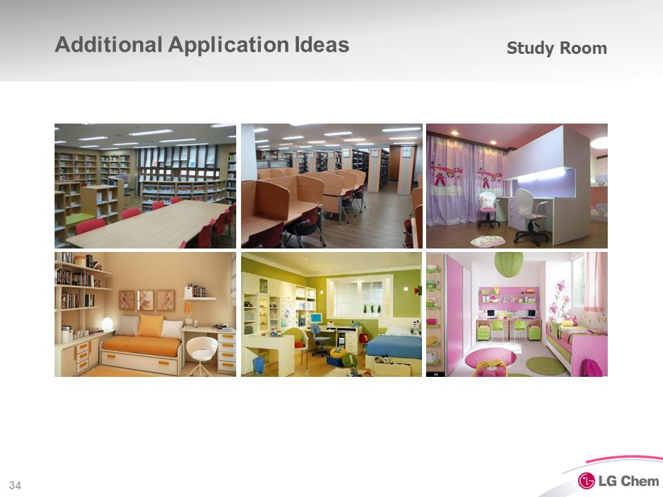 Additional Application Ideas