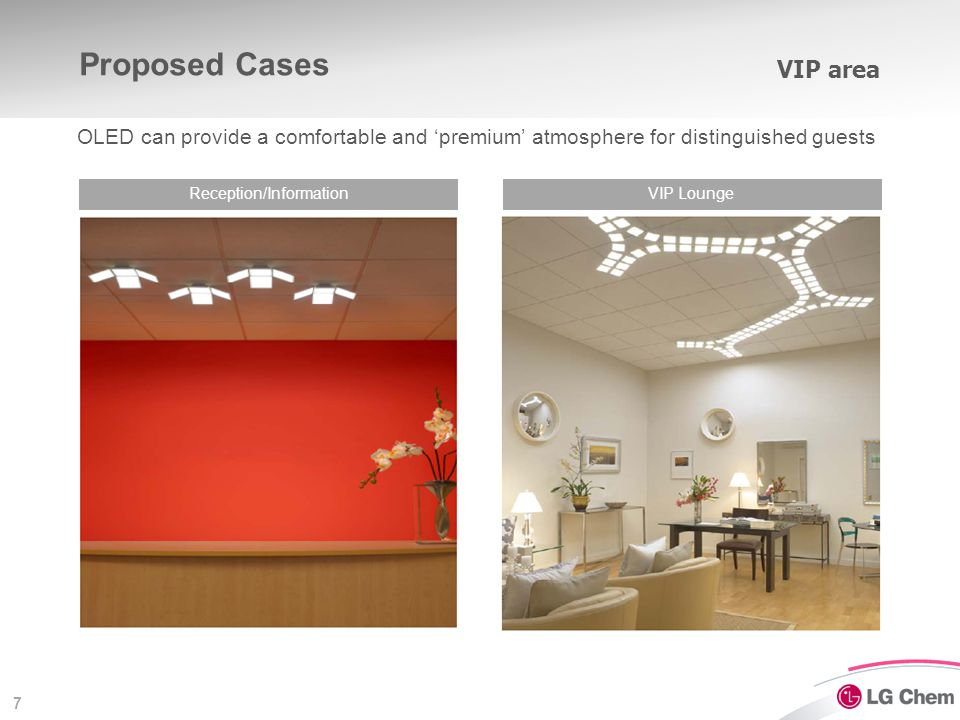 Applied Cases As Office Lighting