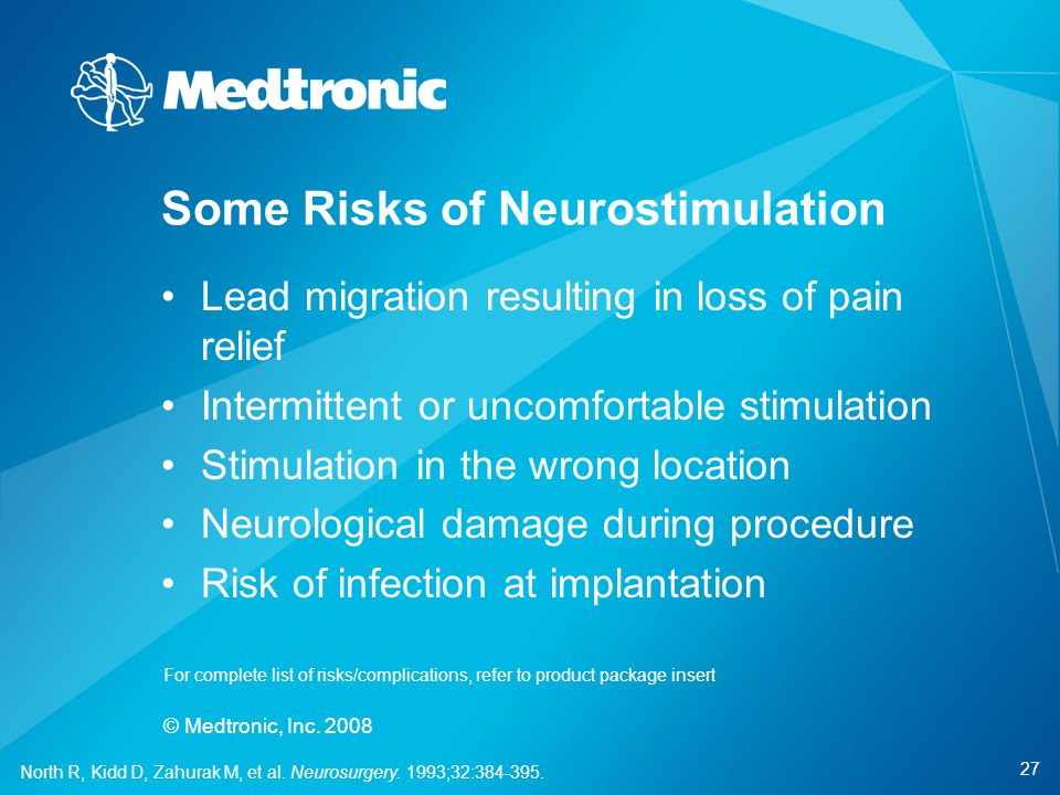 Some Risks of Neurostimulation
