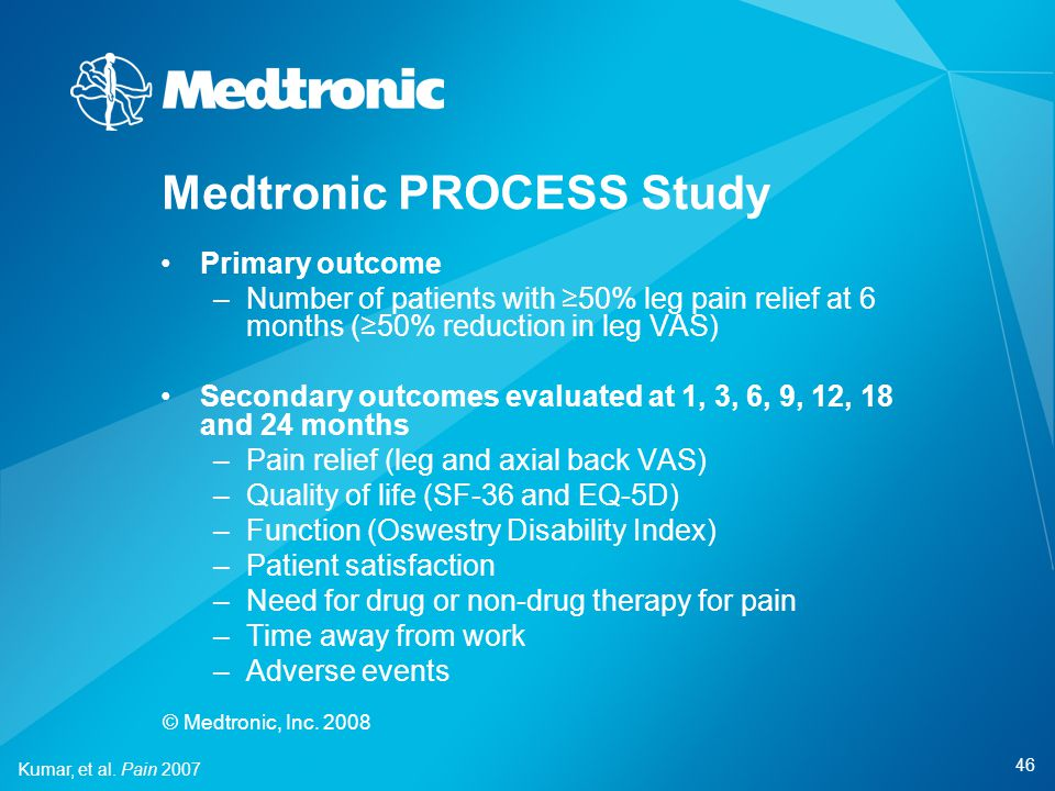 Medtronic PROCESS Study