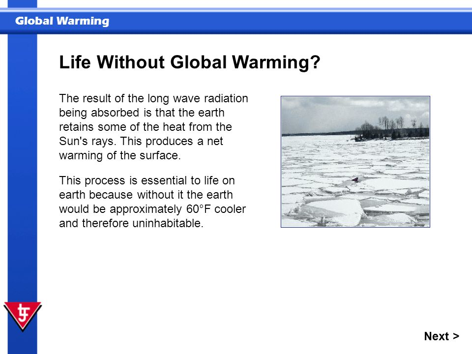Life Without Global Warming