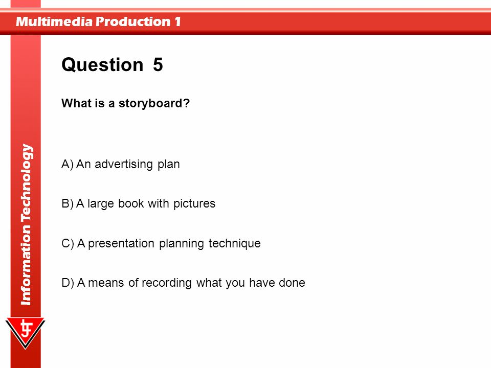 Multimedia Production - Ppt Video Online Download
