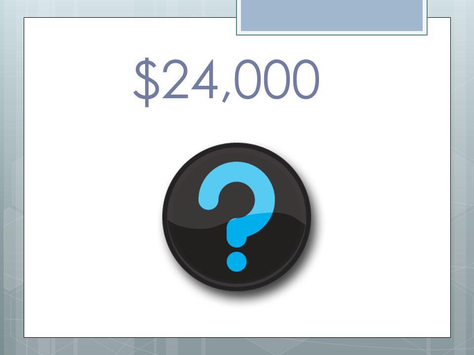 $24,000