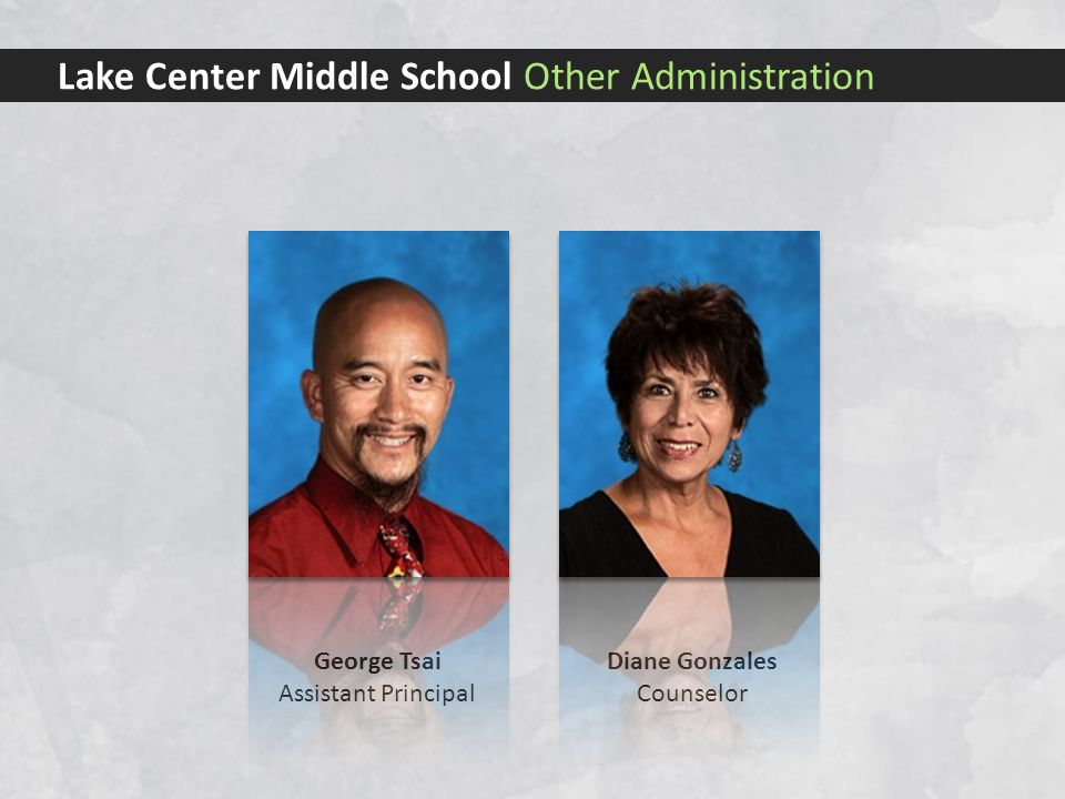 Lake Center Middle School Other Administration