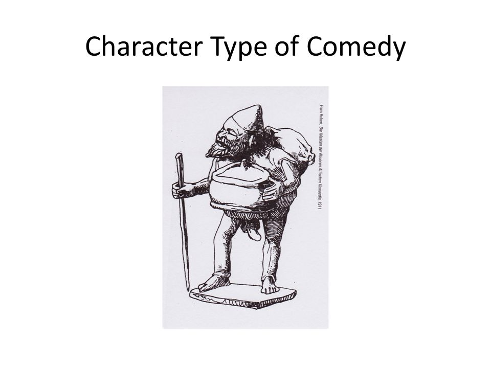 Character Type of Comedy