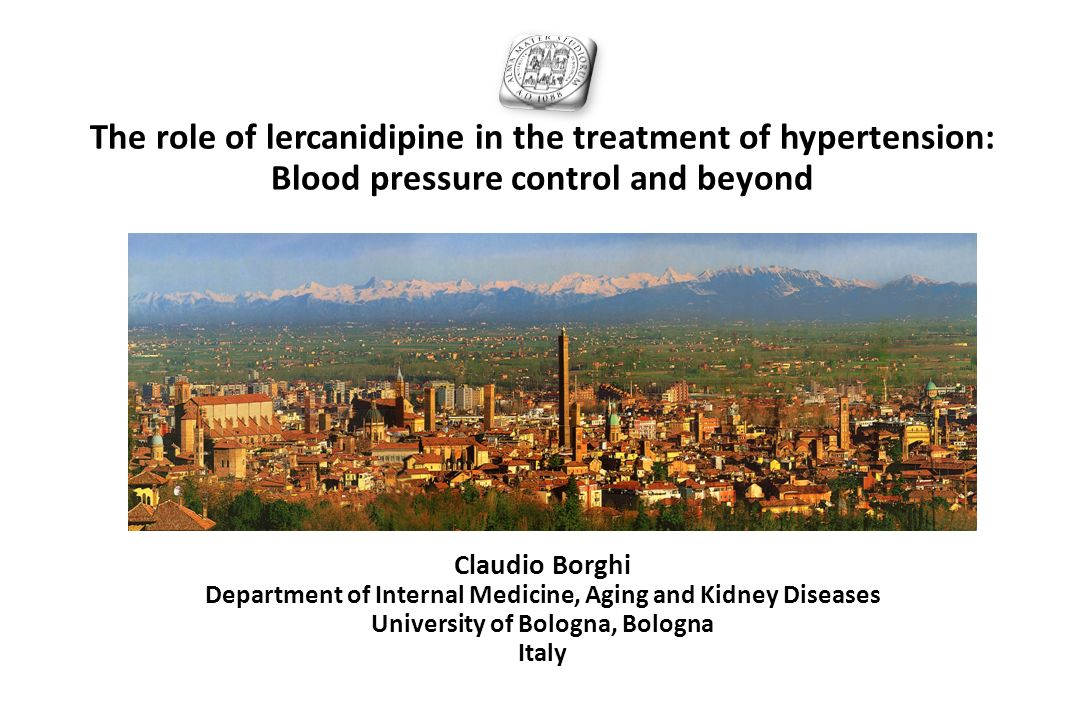 The role of lercanidipine in the treatment of hypertension: