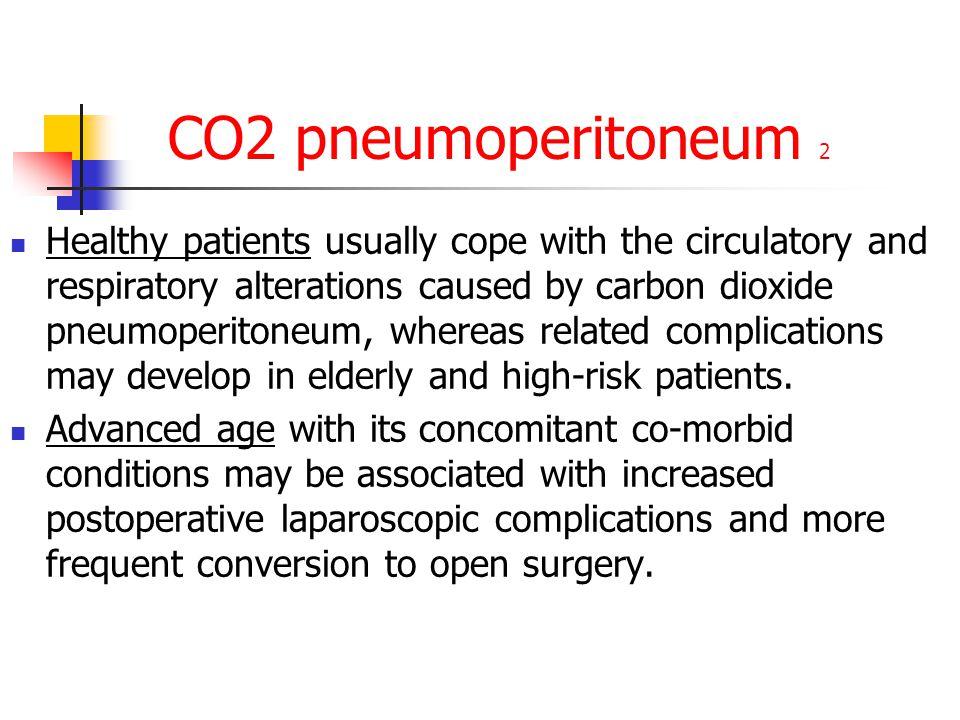 CO2 pneumoperitoneum 2