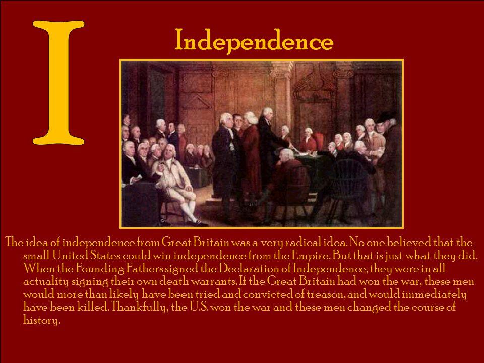 Independence I.