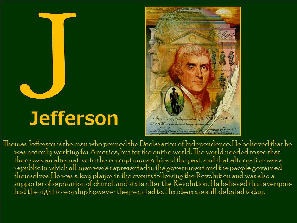 J Jefferson.