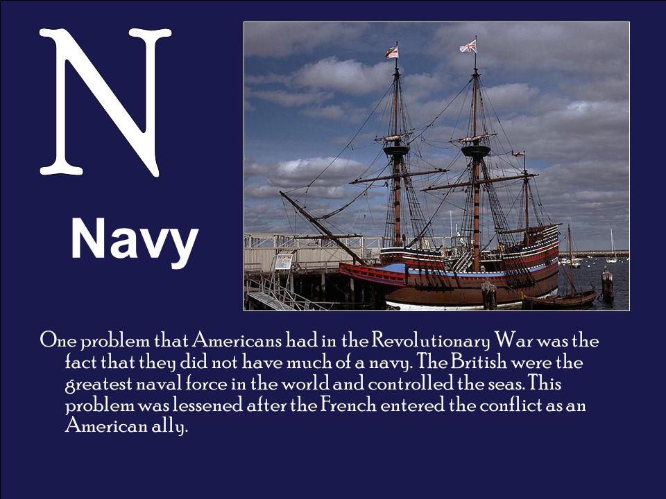 N Navy.