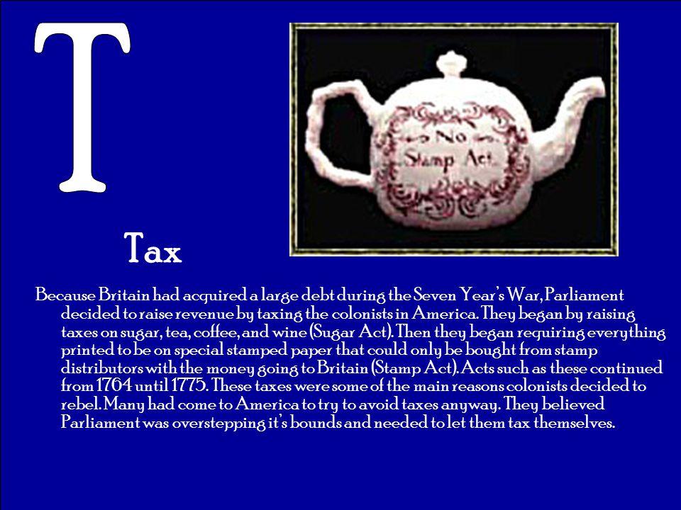 T Tax.