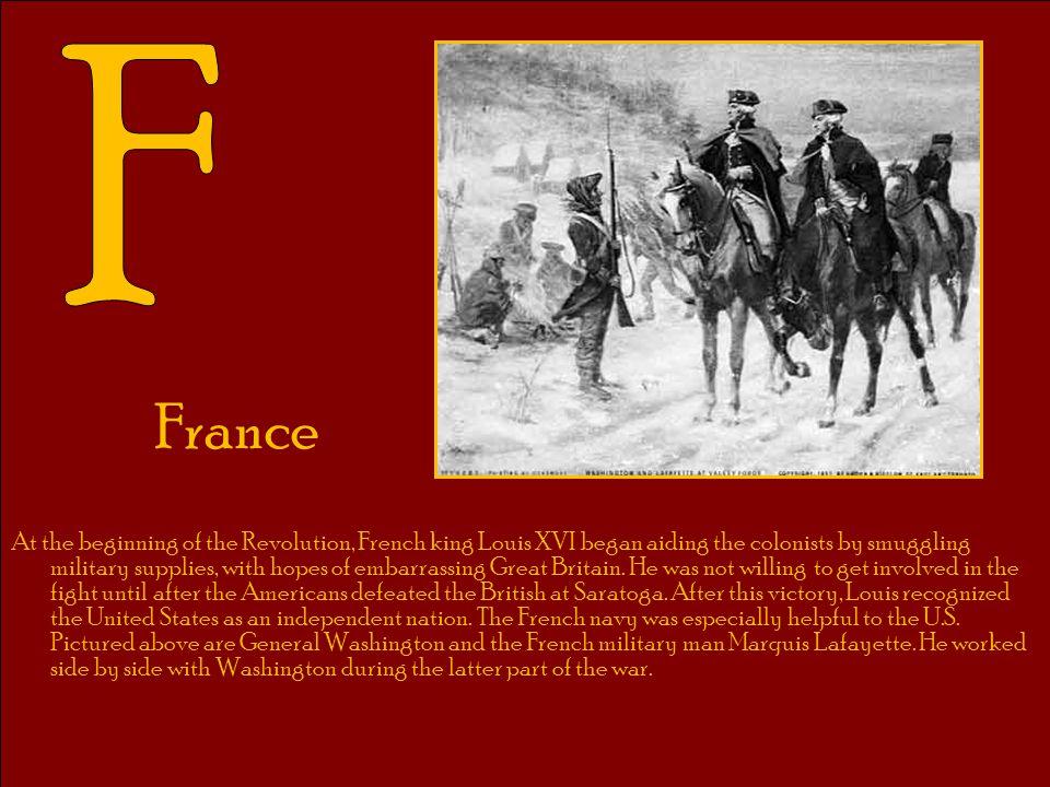 F France.