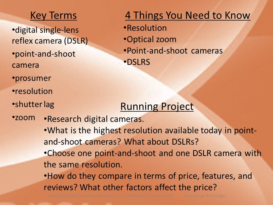 Key Terms 4 Things You Need to Know Running Project Resolution