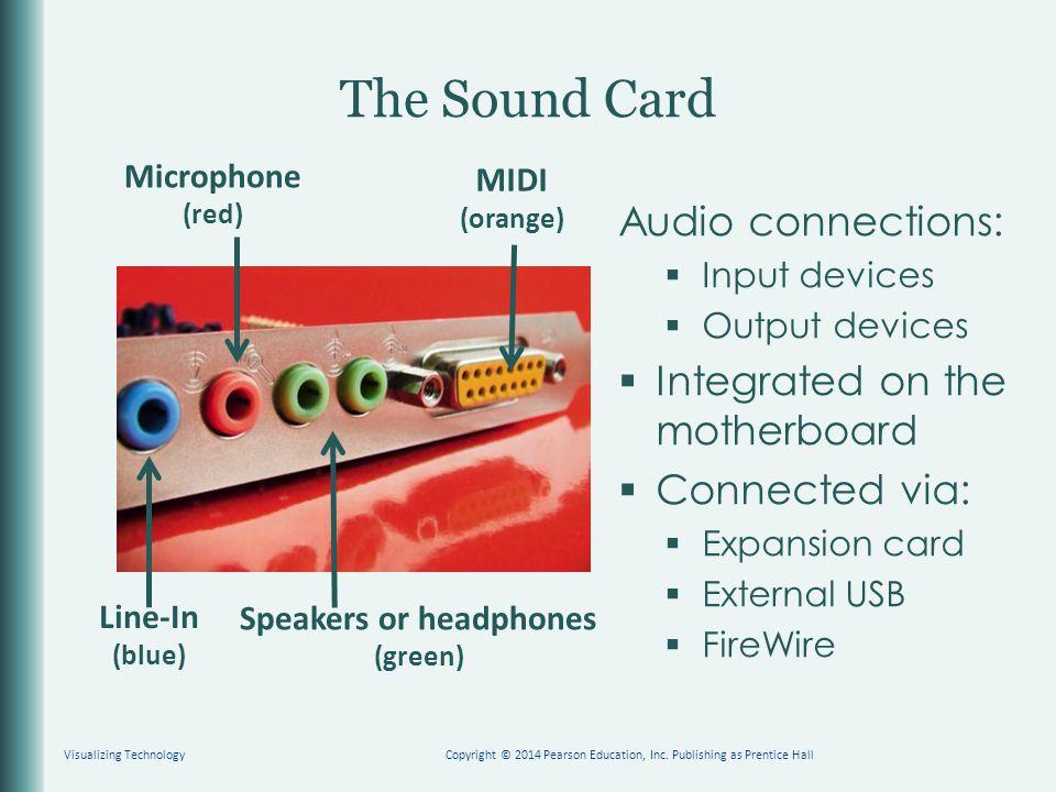 Speakers or headphones
