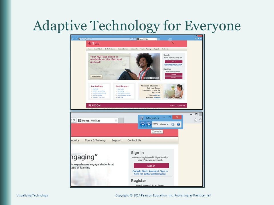 Adaptive Technology for Everyone