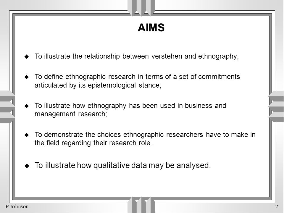 To illustrate how qualitative data may be analysed.
