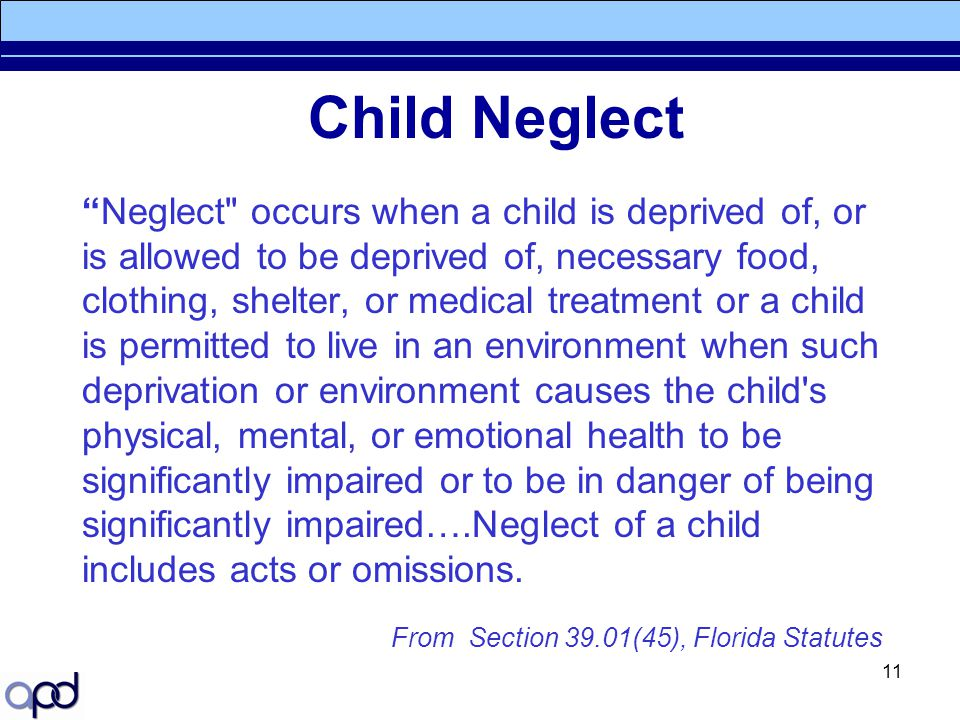 From Section 39.01(45), Florida Statutes