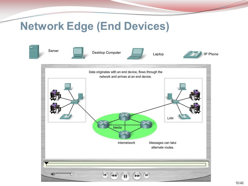 Network Edge (End Devices)