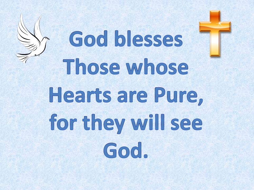 Those whose Hearts are Pure,
