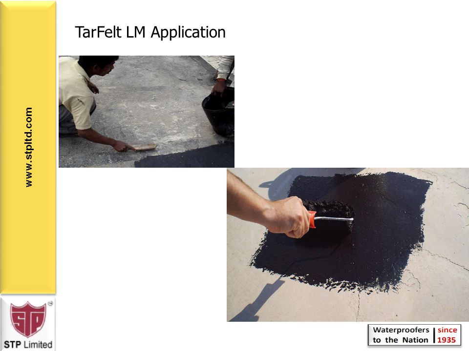 TarFelt LM Application