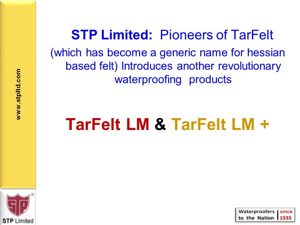 TarFelt LM & TarFelt LM +