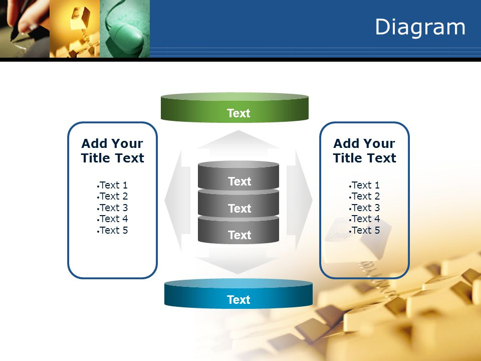 Diagram Text Add Your Title Text Text 1 Text 2 Text 3 Text 4 Text 5