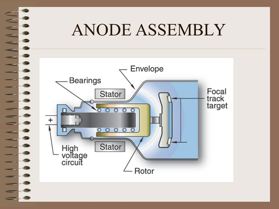 ANODE ASSEMBLY