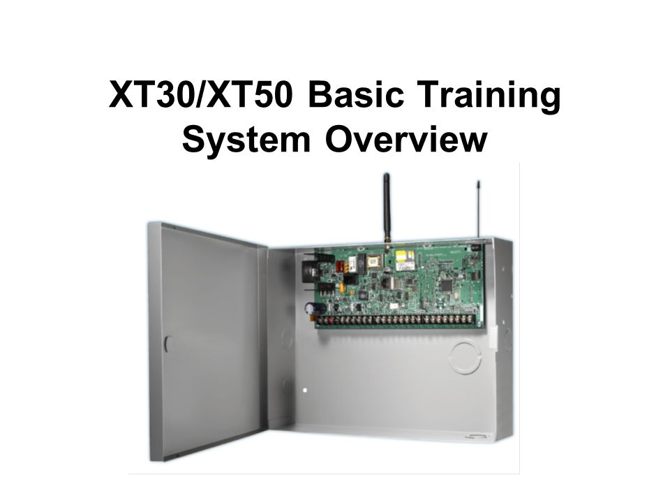 XT30%2FXT50+Basic+Training+System+Overview xt30 xt50 basic training system overview ppt video online download dmp xt 50 wiring diagram at sewacar.co