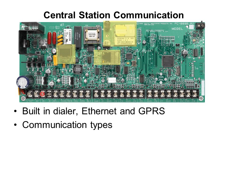 Central Station Communication
