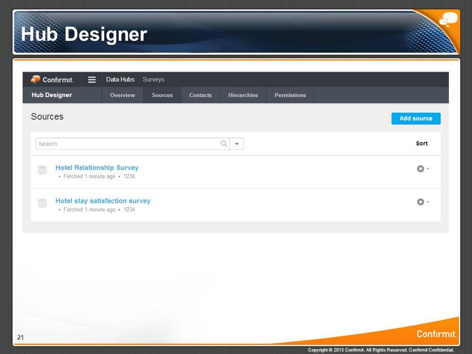 Hub Designer