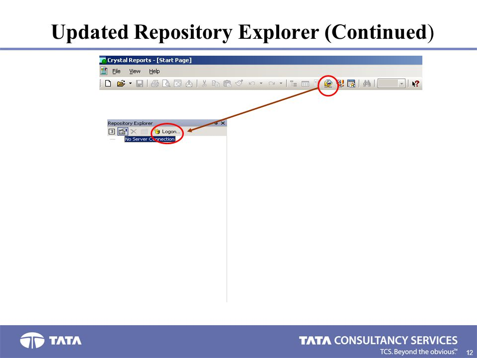 Updated Repository Explorer (Continued)