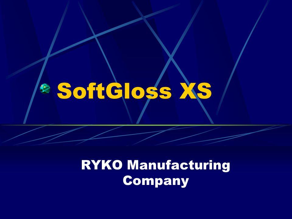 RYKO Manufacturing Company