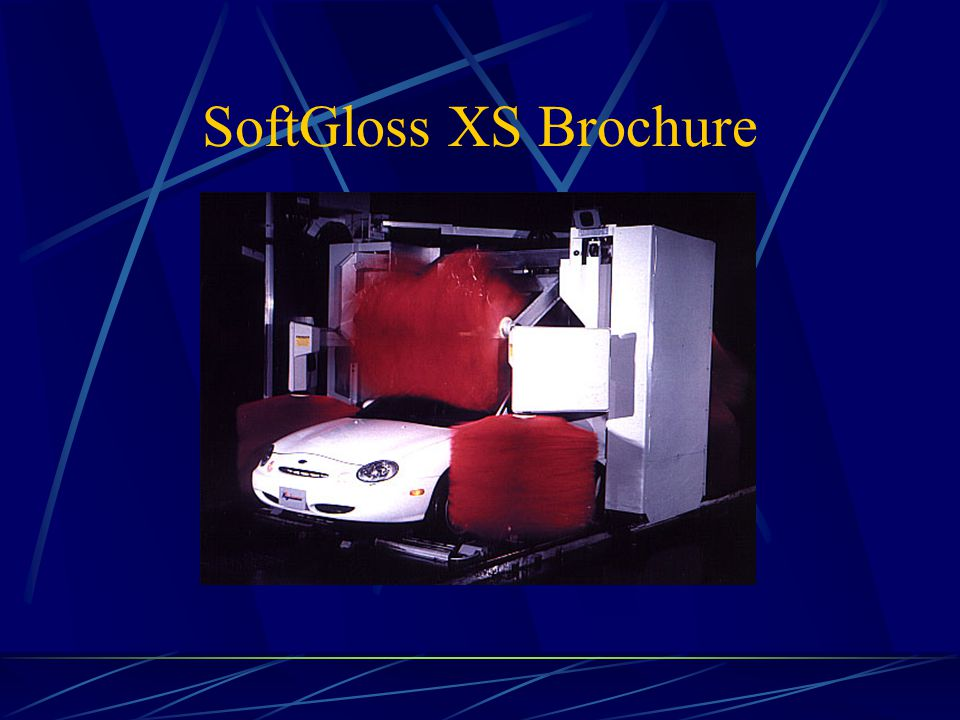 SoftGloss XS Brochure