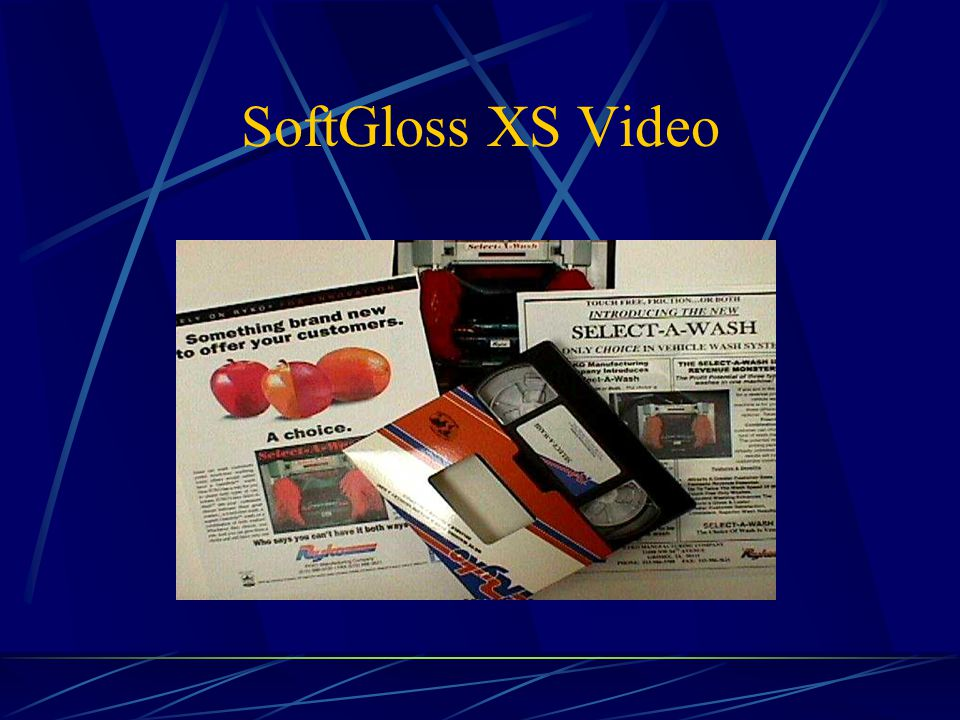 SoftGloss XS Video