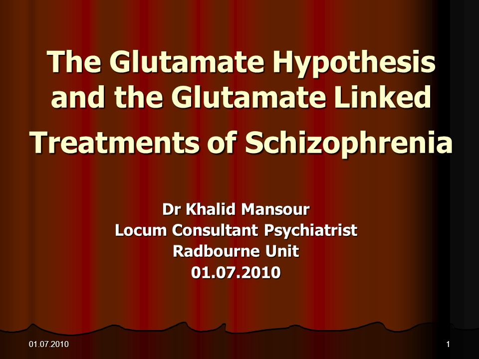 Locum Consultant Psychiatrist