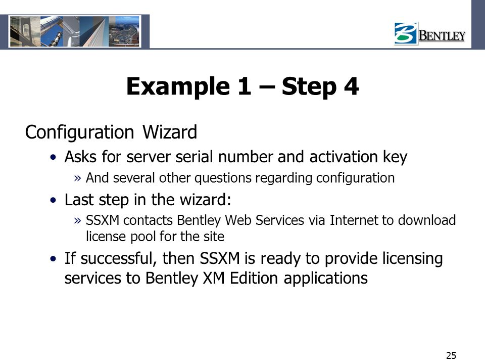 Example 1 – Step 4 Configuration Wizard