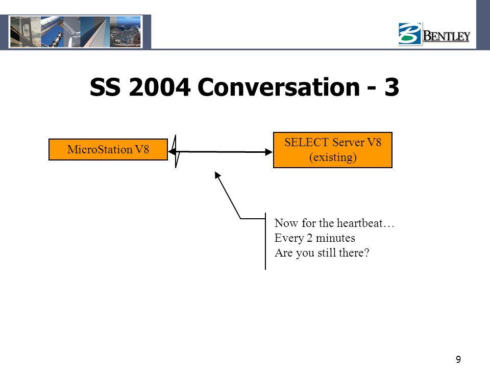 SELECT Server V8 (existing)