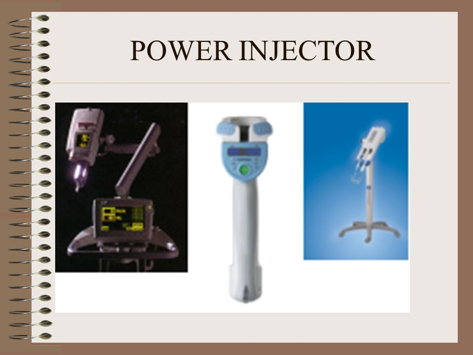 POWER INJECTOR