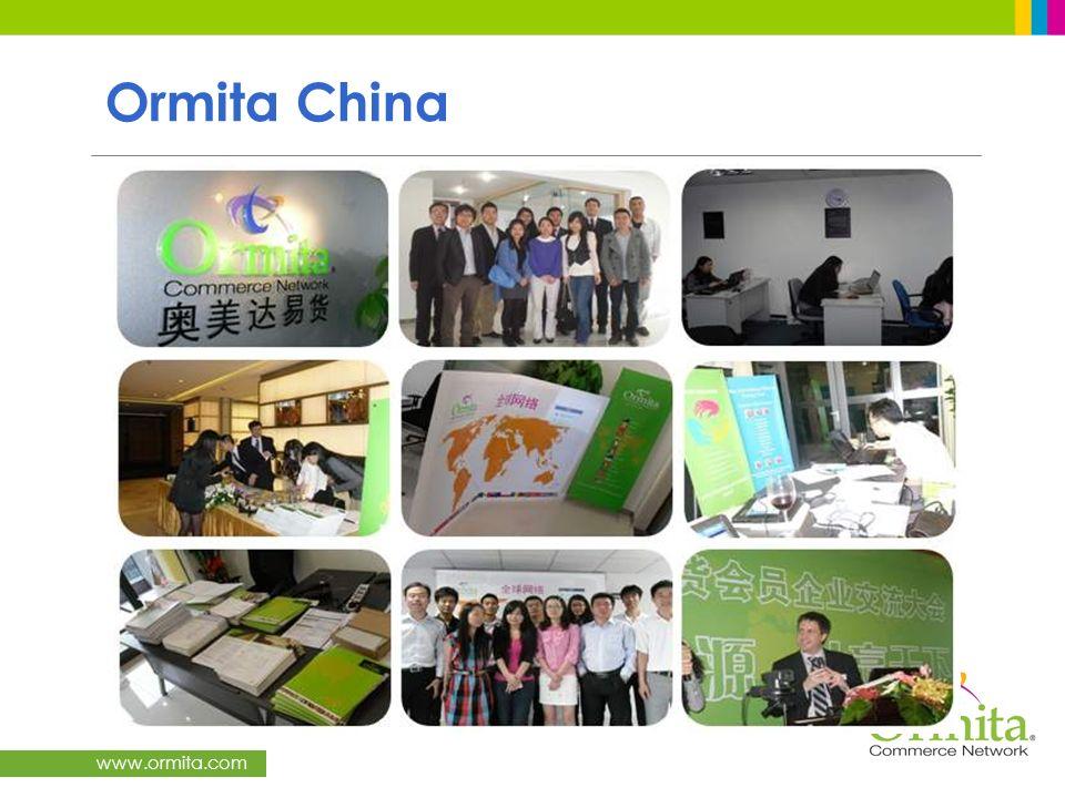 Ormita China