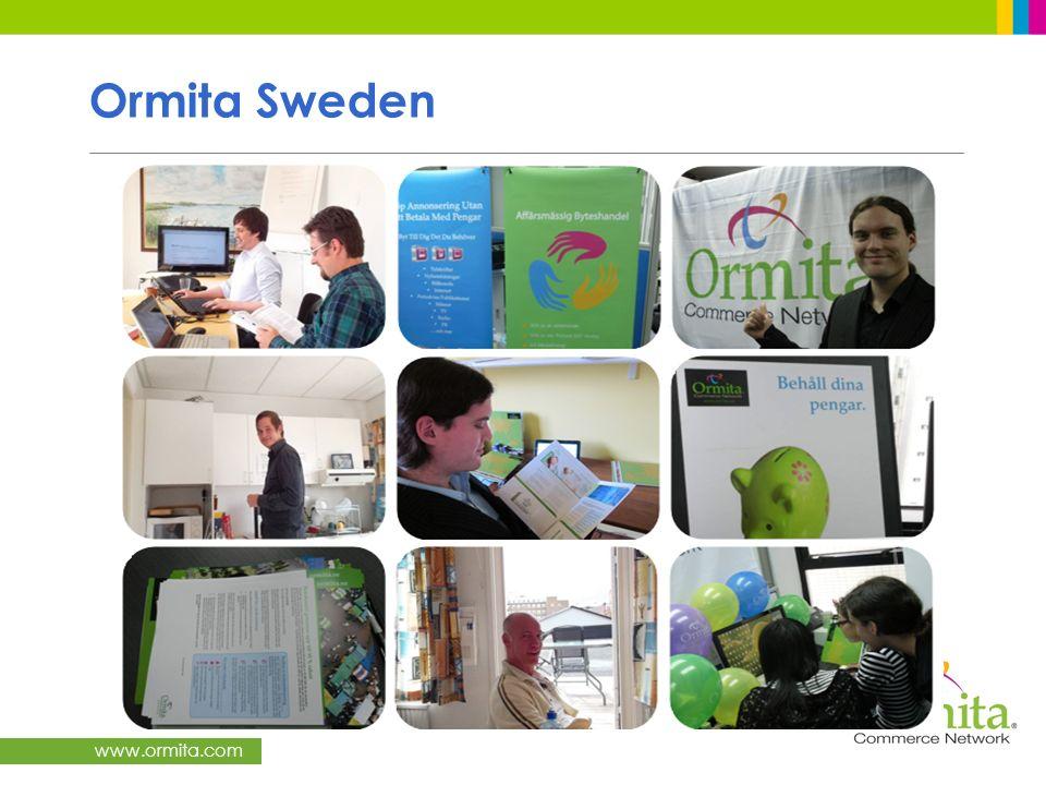 Ormita Sweden